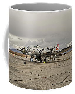 B-17 Flying Fortress Coffee Mug