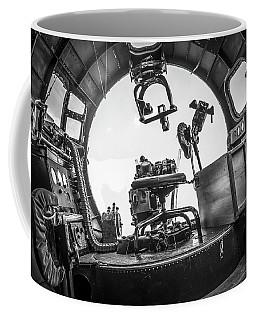 B-17 Bombardier Office Coffee Mug