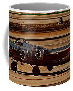 B-17 Bomber Coffee Mug