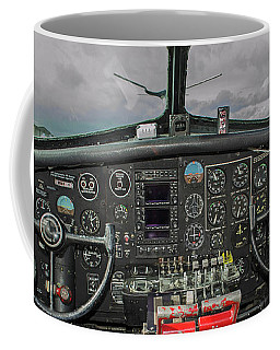 B-17 Cockpit Coffee Mug Coffee Mug