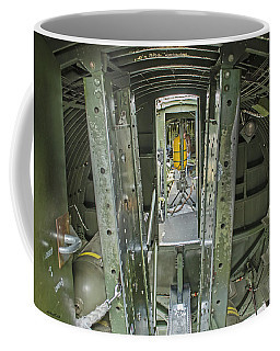 B-17 Interior Coffee Mug