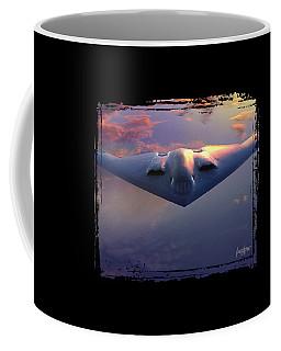 B-2 Spirit No. 3 Coffee Mug