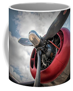 B-24j Liberator Engine II Coffee Mug