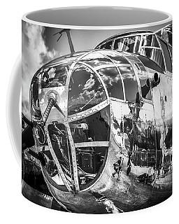 B-25 - Bw Series 2 Coffee Mug