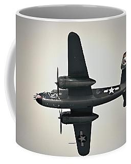 B-25 Fly By Coffee Mug