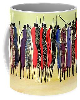 B 384 Coffee Mug