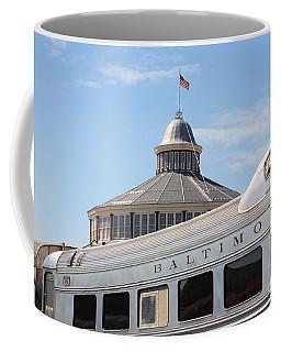 B And O Railroad Museum In Baltimore Maryland Coffee Mug