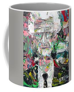 B. F. Skinner Portrait Coffee Mug