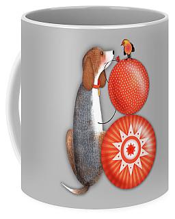 B Is For Beagle Coffee Mug