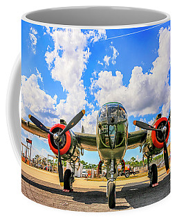 B25 Mitchell Coffee Mug by Chris Smith