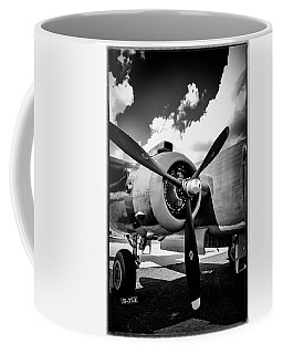 B25 Radial Engine Coffee Mug