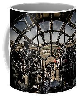 B29 Superfortress Fifi Cockpit View Coffee Mug