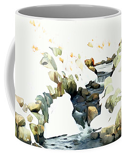 Babbling Brockton Brook Coffee Mug