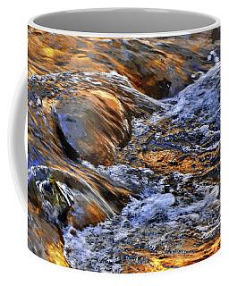 Babbling Brook Coffee Mug by Andrea Kollo