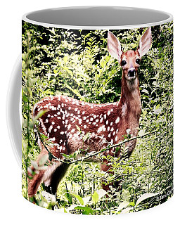 Babe In The Woods Coffee Mug