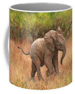 Baby African Elelphant Coffee Mug
