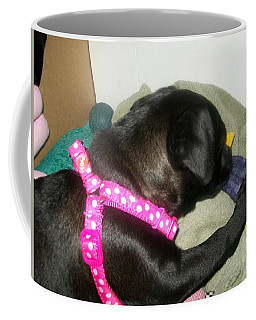 Baby Bella Coffee Mug by Jewel Hengen