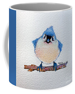 Baby Bluebird Coffee Mug