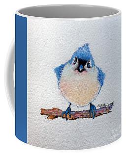 Baby Bluebird Coffee Mug