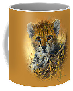 Baby Cheetah  Coffee Mug