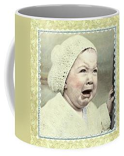 Baby Cries Coffee Mug