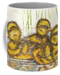Baby Ducks For Ma Coffee Mug