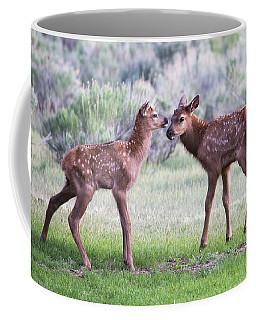 Baby Elk Coffee Mug