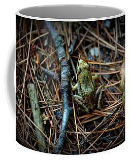 Baby Frog Coffee Mug