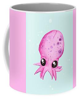 Baby Octopus Coffee Mug