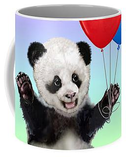 Baby Panda's Happy Birthday Coffee Mug