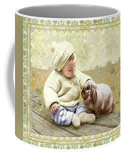 Baby Pats Bunny Coffee Mug