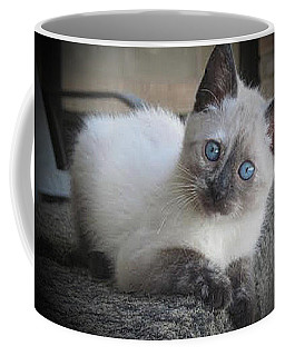Baby Sweet Pea Coffee Mug