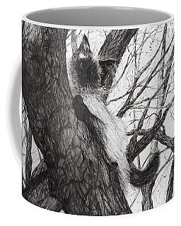 Baby Up The Apple Tree Coffee Mug