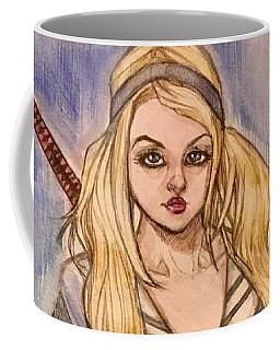 Babydoll Coffee Mug by Jimmy Adams