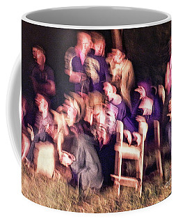 Bacchanalian Freak Show With Hieronymus Bosch Treatment Coffee Mug