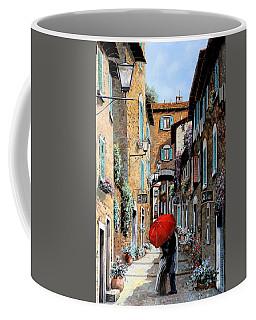 Baci Nel Vicolo Coffee Mug
