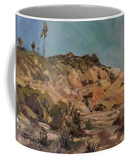 Back Bay Cliff 1 Coffee Mug