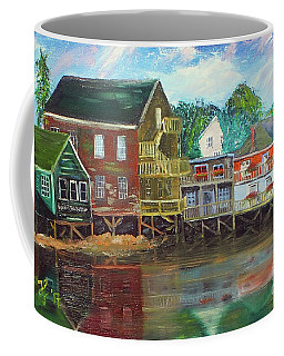 Back Bay Kennebunkport Coffee Mug