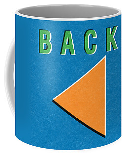 Back Button Coffee Mug
