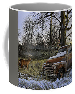 Back Forty Coffee Mug