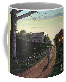 Back Home Again Coffee Mug