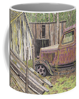 Back In The Day Coffee Mug