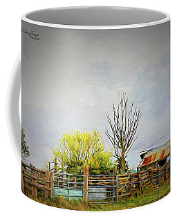 Coffee Mug featuring the photograph Back Of Beyond by Wallaroo Images