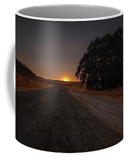Back Road From Bradley Coffee Mug
