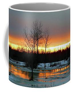 Back Roads Of Clayton Coffee Mug