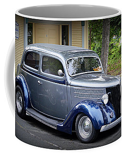 Coffee Mug featuring the photograph Back To The Forties by AJ Schibig