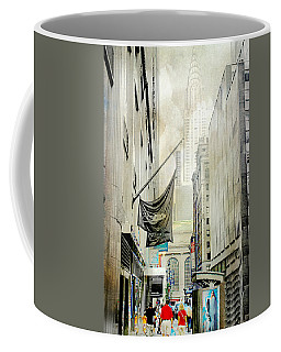 Coffee Mug featuring the photograph Back To You by Diana Angstadt