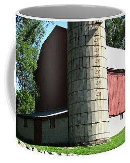 Back View Coffee Mug