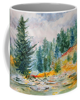 Afternoon In The Backcountry Coffee Mug