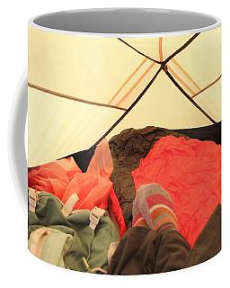 Backpacking Moments Coffee Mug